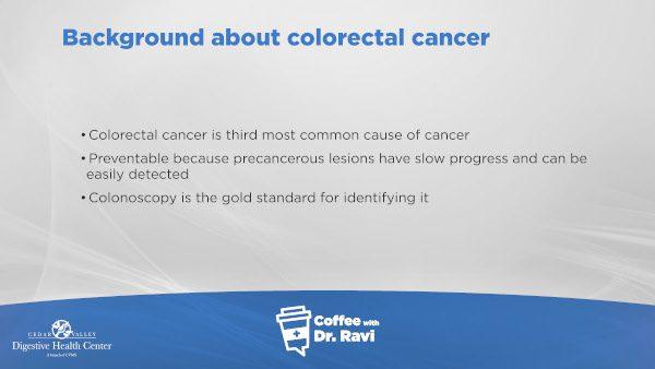 colorectal cancer background